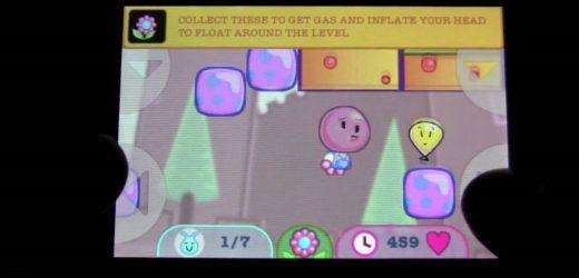 Balloon Headed Boy: Light Fun for Everyone